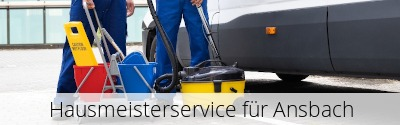 Hausmeisterservice Ansbach